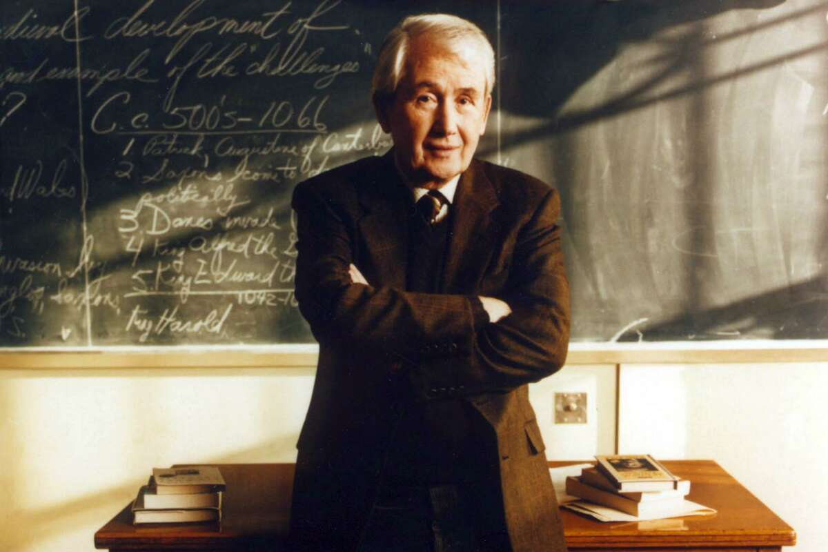 The McCourt Prize honors the spirit of author and teacher Frank McCourt.