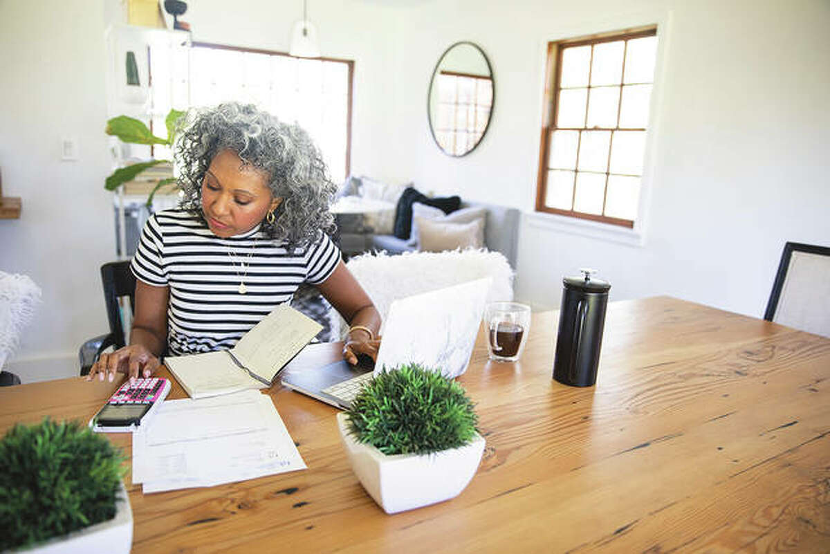 People could start or increase their retirement savings, either by contributing to an individual retirement account or boosting their contributions to a workplace plan such as a 401(k).