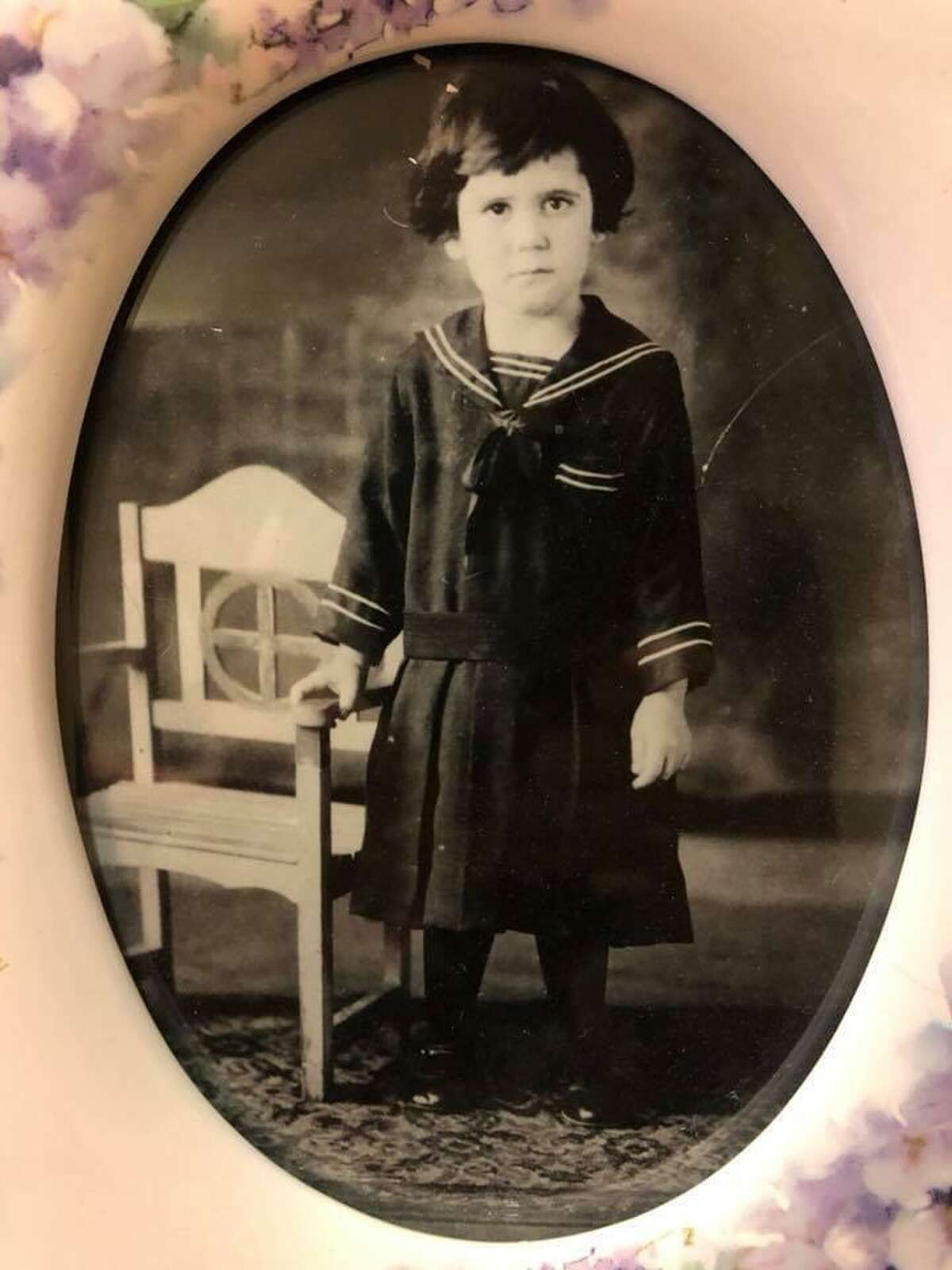 Beatrice Flanagan Polak Fojtik was 14-months-old when she arrived in East Bernard. Of Irish extraction, she learned Czech at home and English at school.