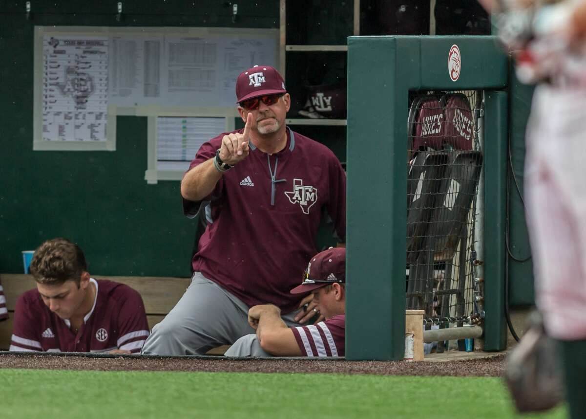Rob Childress compiled a 622-336-3 record at Texas A&M.