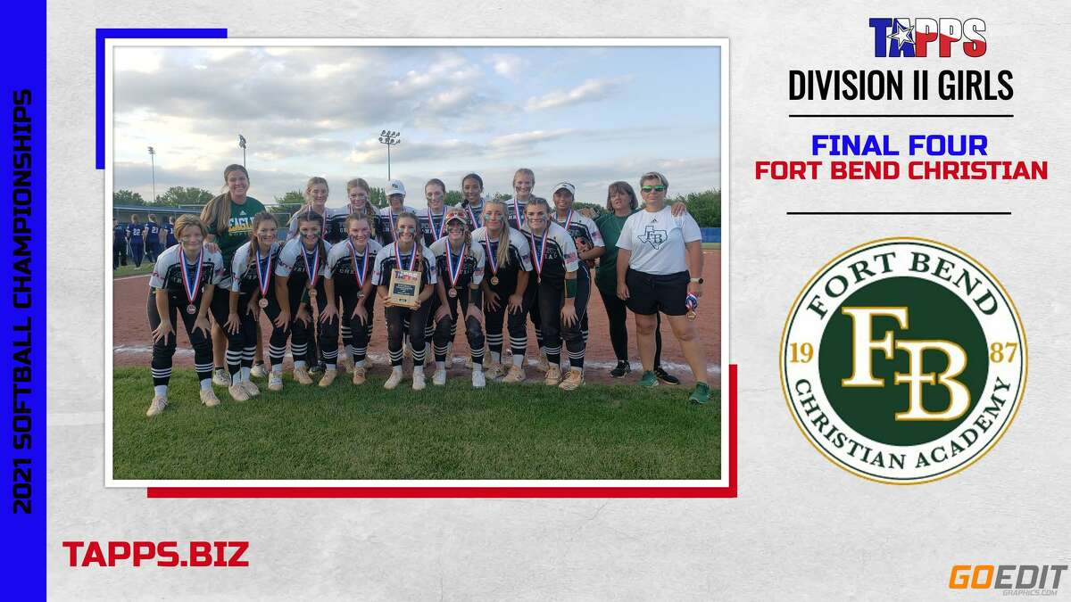 The Fort Bend Christian Academy softball team reached the TAPPS Division II state semifinals and landed five players on the all-state team.