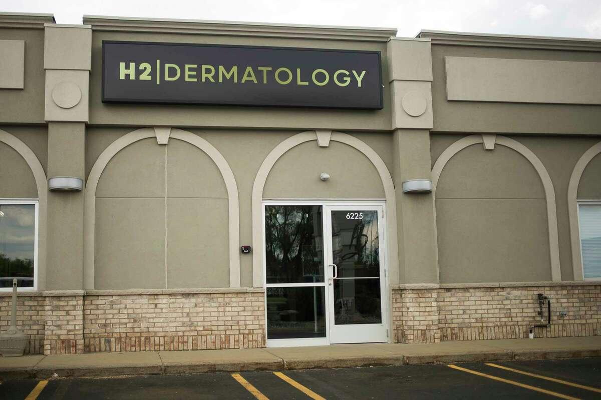 H2 Dermatology has a new location at 6225 Jefferson Avenue in Midland. (Katy Kildee/kkildee@mdn.net)