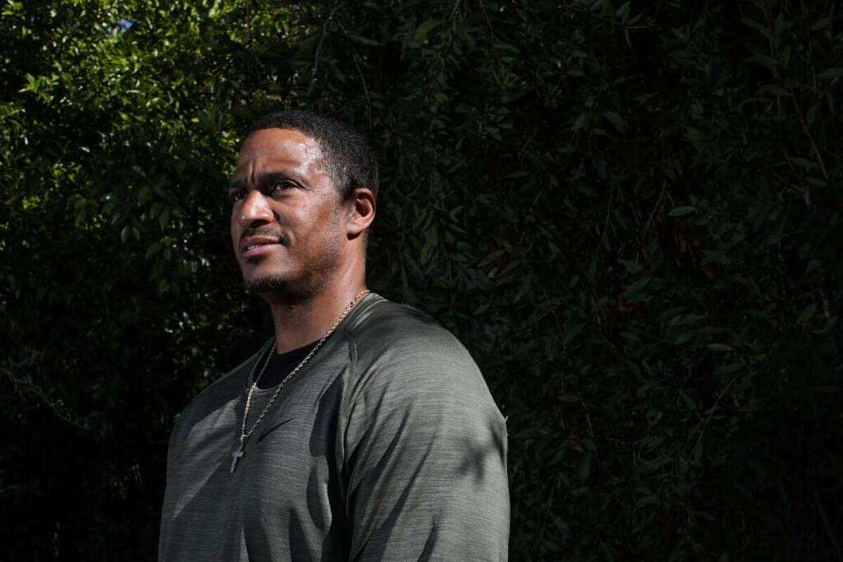 Jeremy Puckett of Sacramento spent nearly two decades behind bars for a homicide he didn't commit.