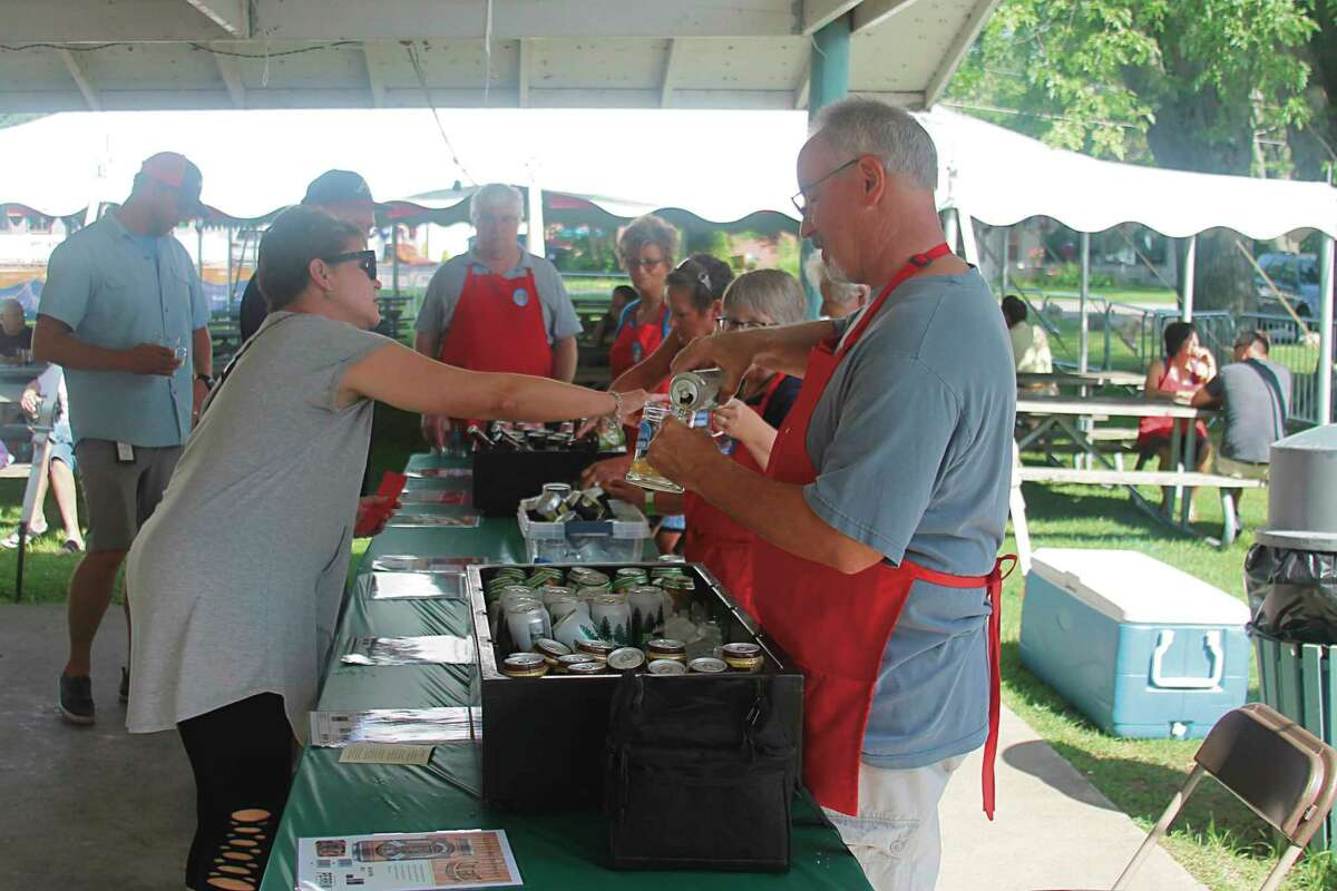 The Portage Lake Association Craft Beer Tasting event will return to Onekama Days from4-7 p.m. on Aug. 7 this year. (File photo)