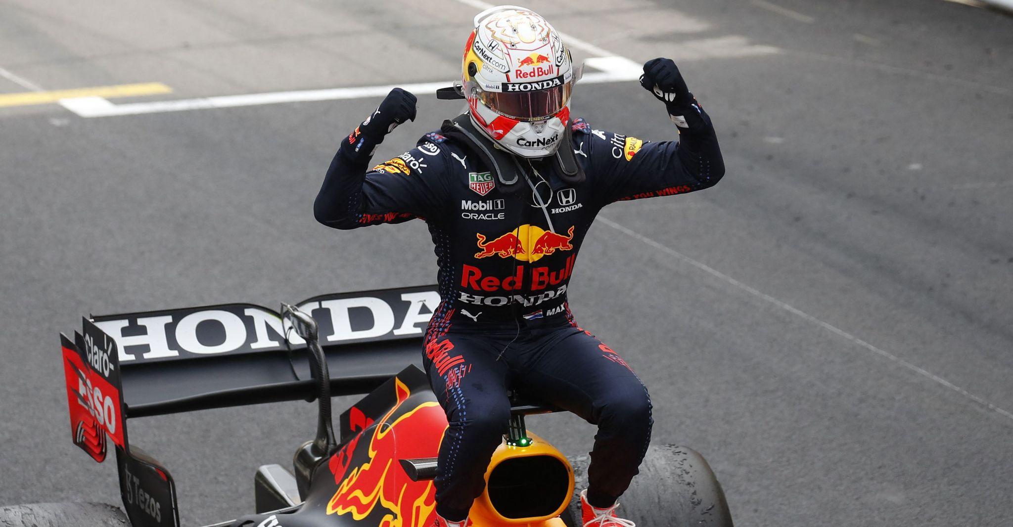 Max Verstappen wins Monaco Grand Prix