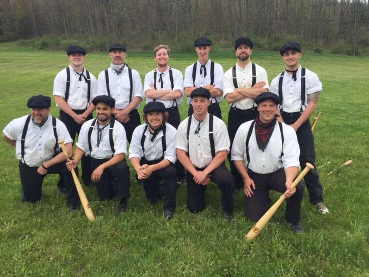 Members of the Bovina Dairymen of Delaware County.