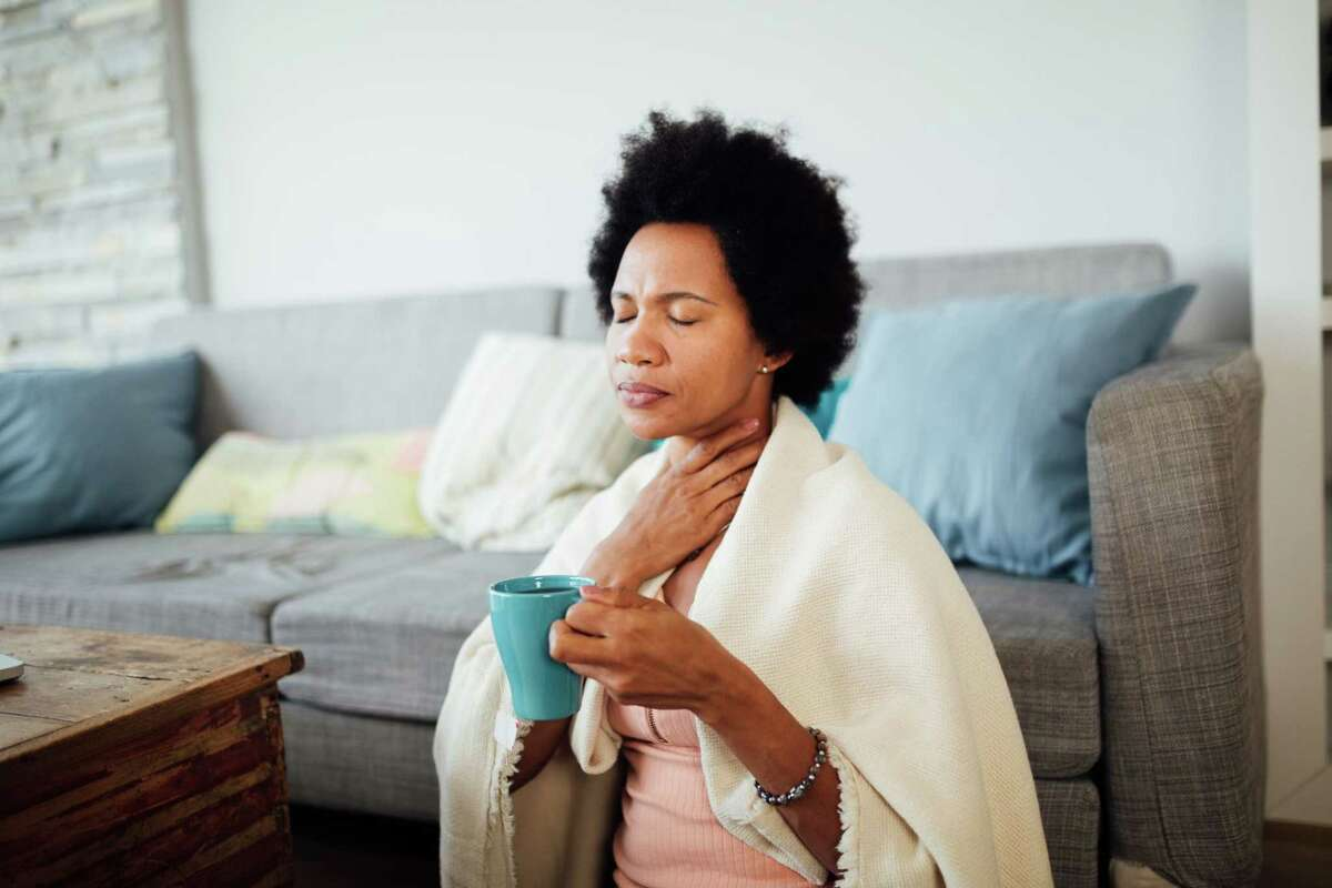 Can Allergies Cause A Sore Throat? : Seasonal allergies can cause a sore throat when histamines trigger a post-nasal drip. Allergists explain the best OTC and home remedies for sore throat.