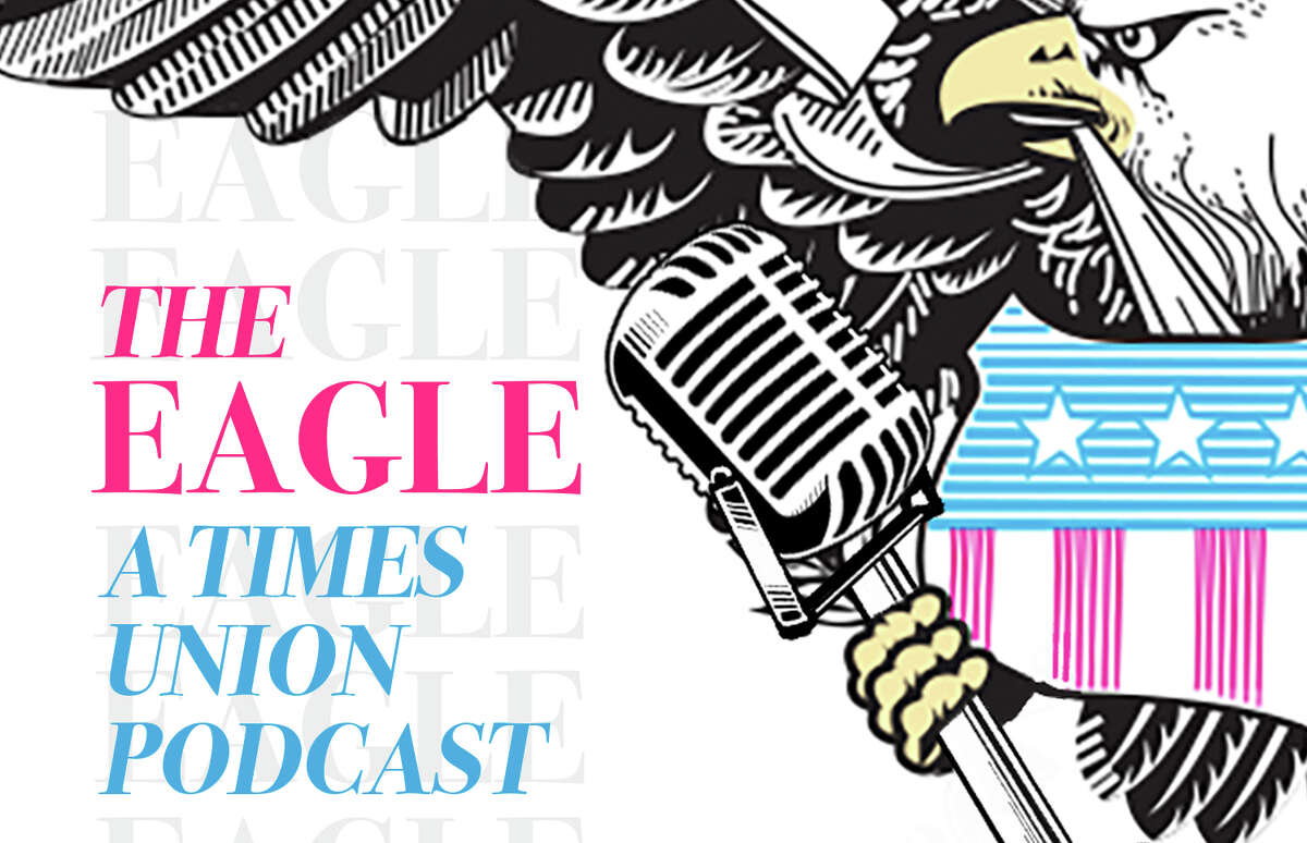 The Eagle, a Times Union podcast, is available on ApplePodcasts,GooglePodcasts,Spotify and other popular podcast apps. Subscribe to get new episodes automatically delivered to your app.