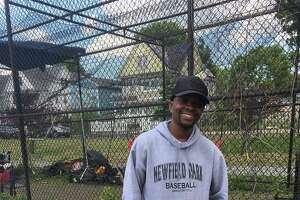 Wes Payne, a 37-year-old Bridgeport native and 13-year U.S. Navy veteran, is founder of the Newfield Park Youth Baseball Association.