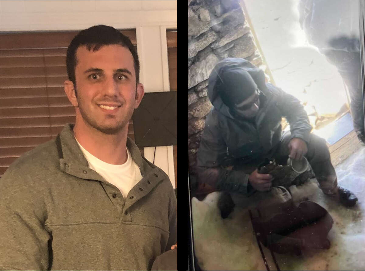Edward Lee Alderman, a 33-year-old Austin man, was successfully located and rescued Sunday a few miles west of Mount Whitney's summit.