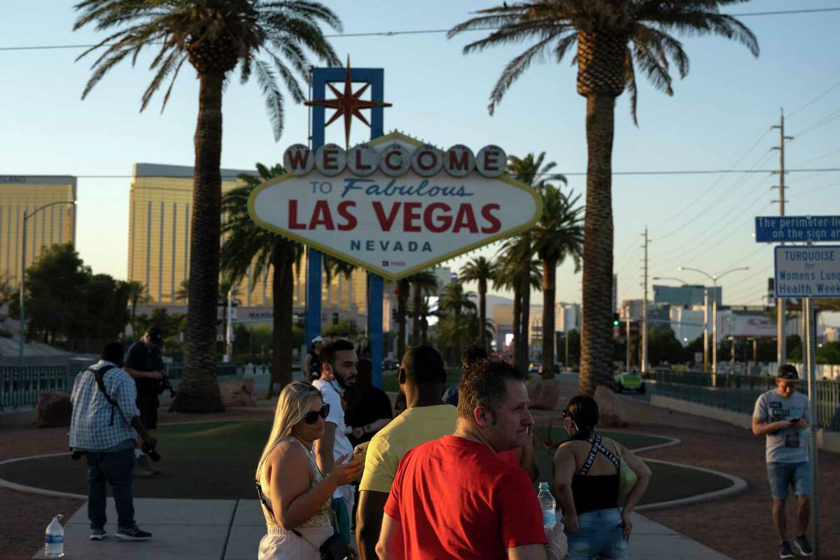 Coronavirus vaccines will be available at this landmark on the Las Vegas Strip, officials said.
