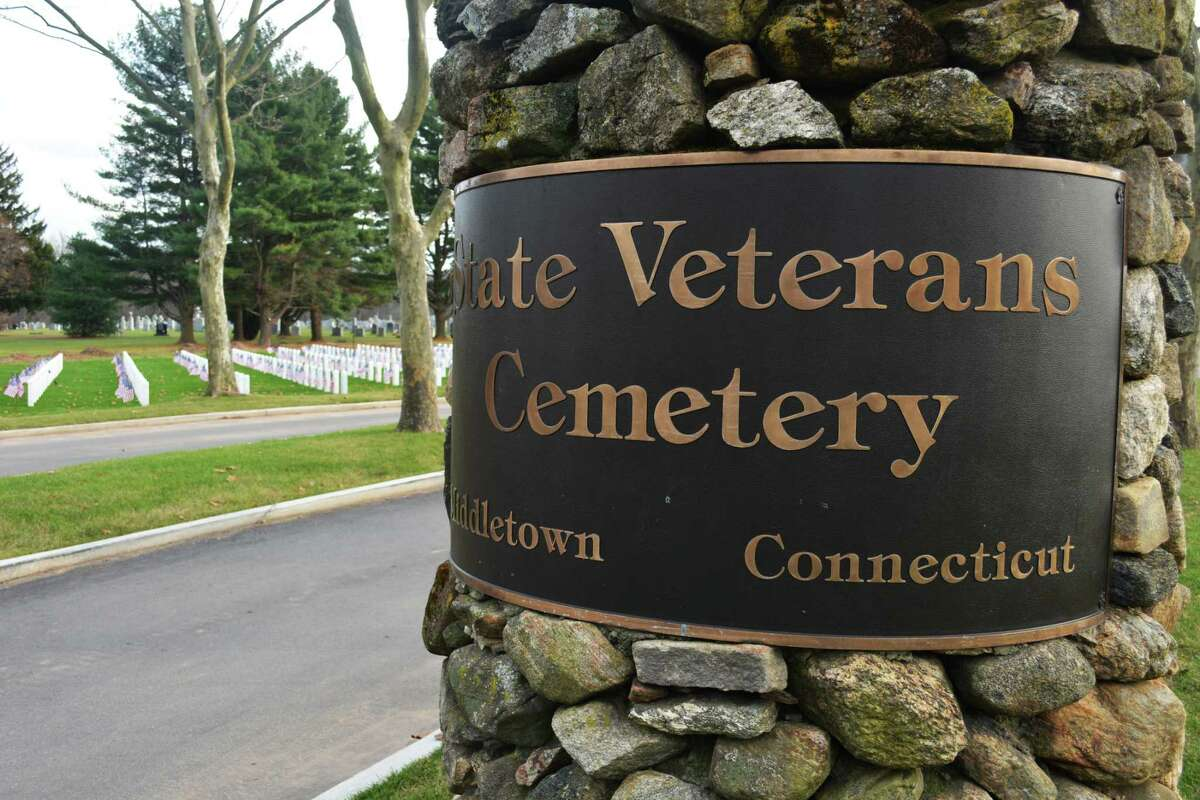 The State Veterans Cemetery is located on Bow Lane in Middletown.