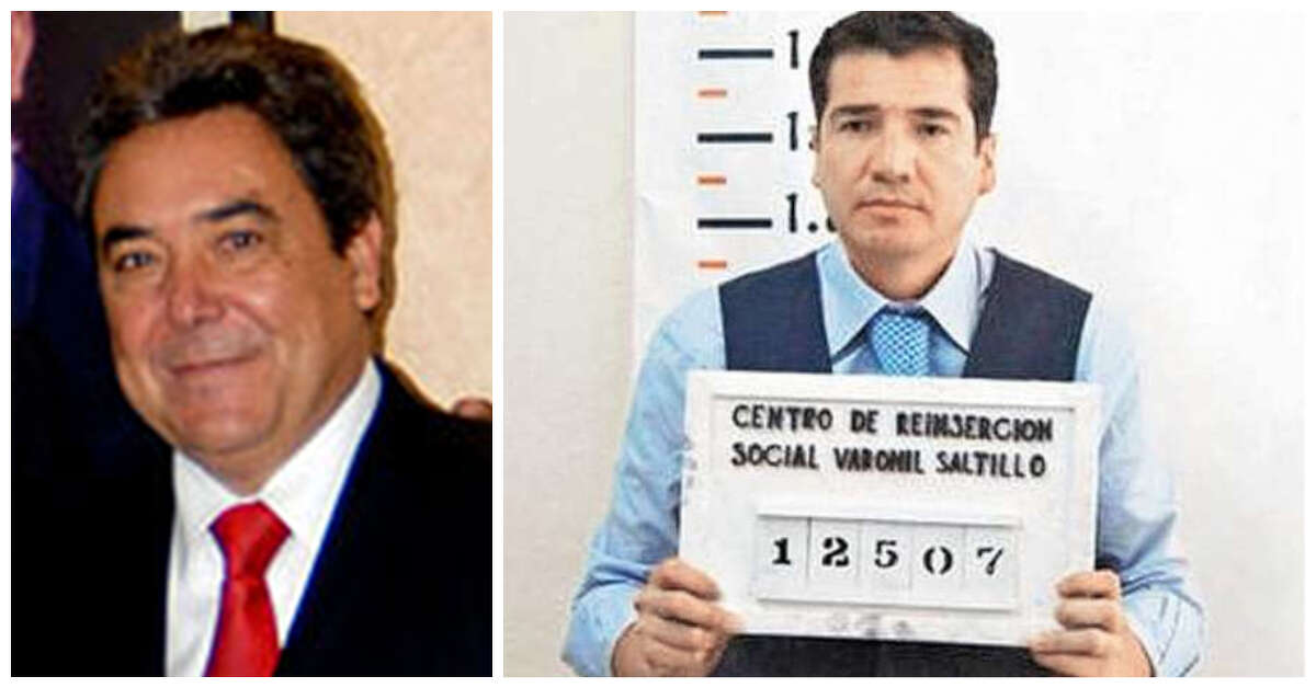 Former officials from the Mexican state of Coahuila, Jorge Juan Torres Lopez (left) and Hector Javier Villarreal Hernández (right), laundered millions of dollars through real estate in San Antonio and South Texas. As they face prison time in the U.S., they're pointing fingers.