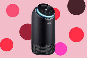 PARTU HEPA Air Purifier for $39.99 at Amazon