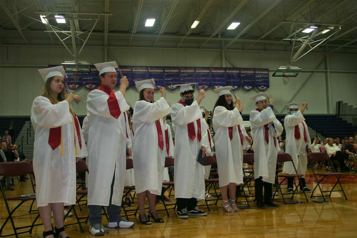 Crossroads Charter Academy celebrated the Class of 2021 commencement on Sunday, May 23.