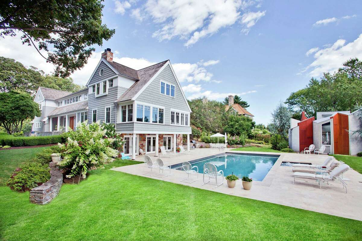 2 Bluewater Hill South, Westport: $5.75 million 6 bedrooms, 6 bathrooms, 5,700 square feet Read more