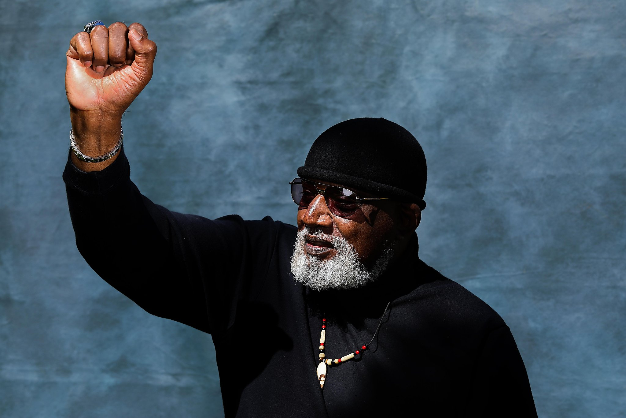 Olympic protest organizer Harry Edwards believes in the future of America