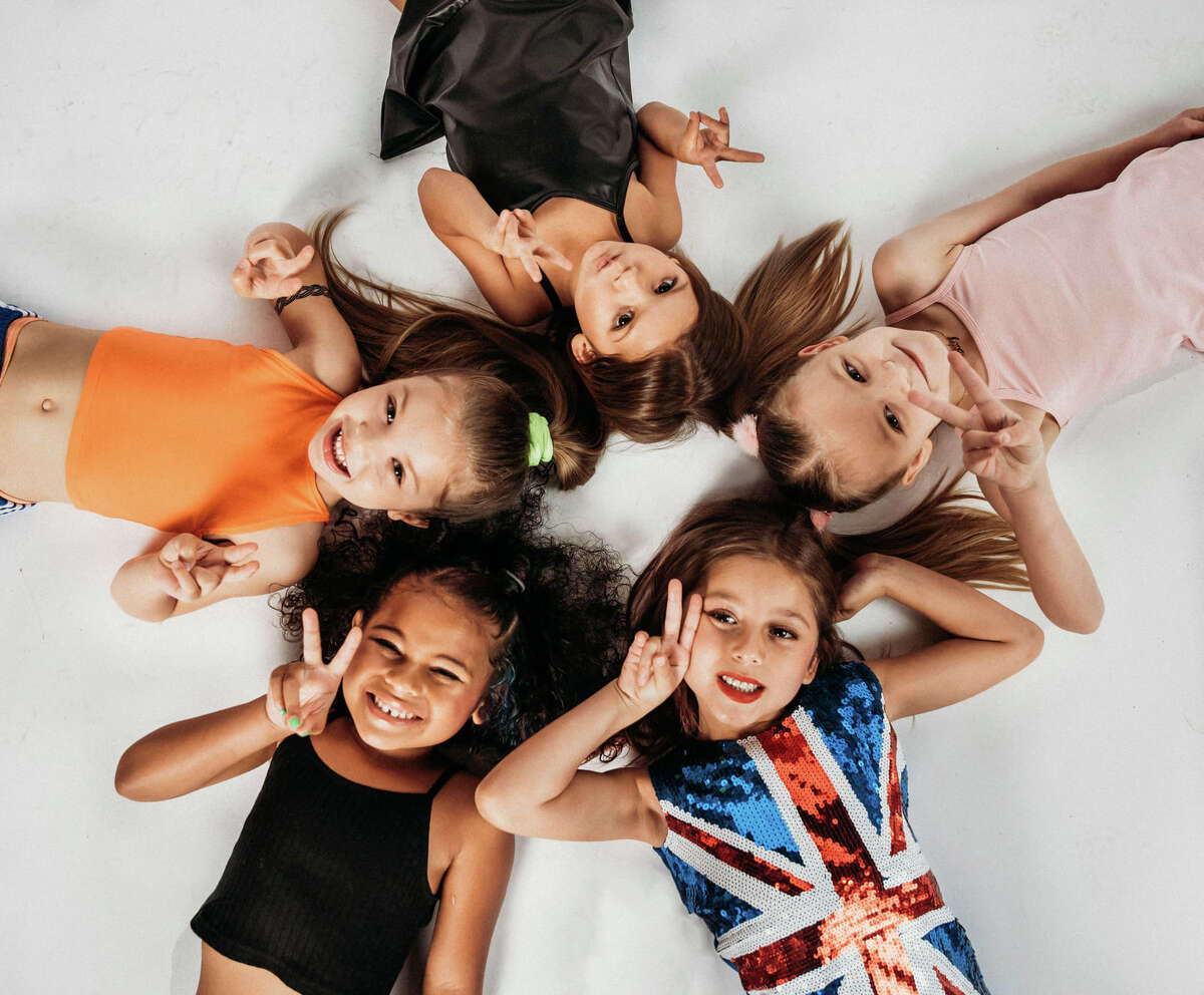The little girls are big stars of local Facebook feeds less than 24 hours after they stepped back in time to become the 1990s international girl group sensation, the Spice Girls. Area photographer Trisha Whitworth, owner of Stella Rose Photography, captured all of the girl power poses that were plastered on posters, T-shirt and cassettes decades before they were born.