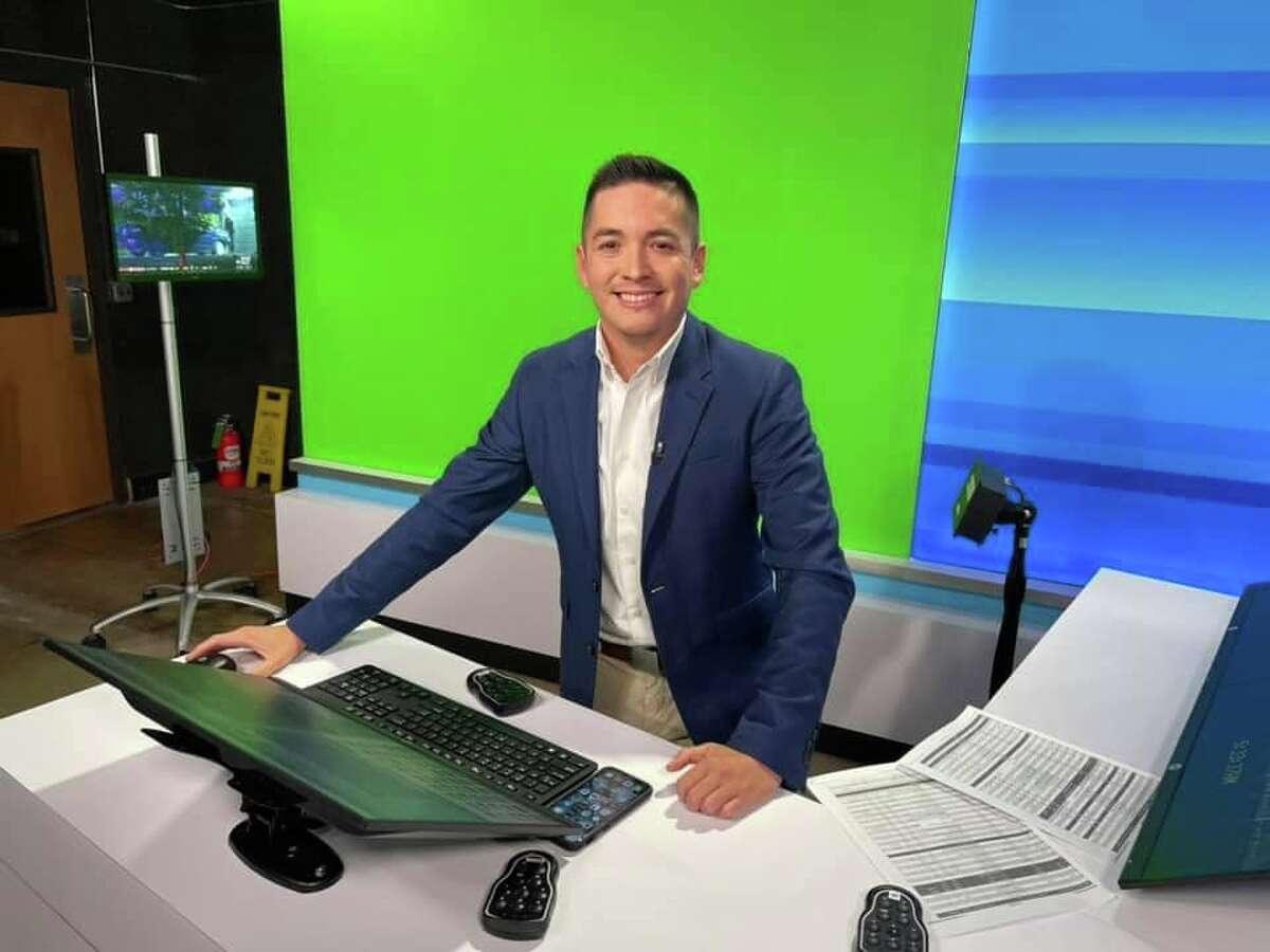 Steven Cavazos joins Good Morning San Antonio as their new traffic anchor.