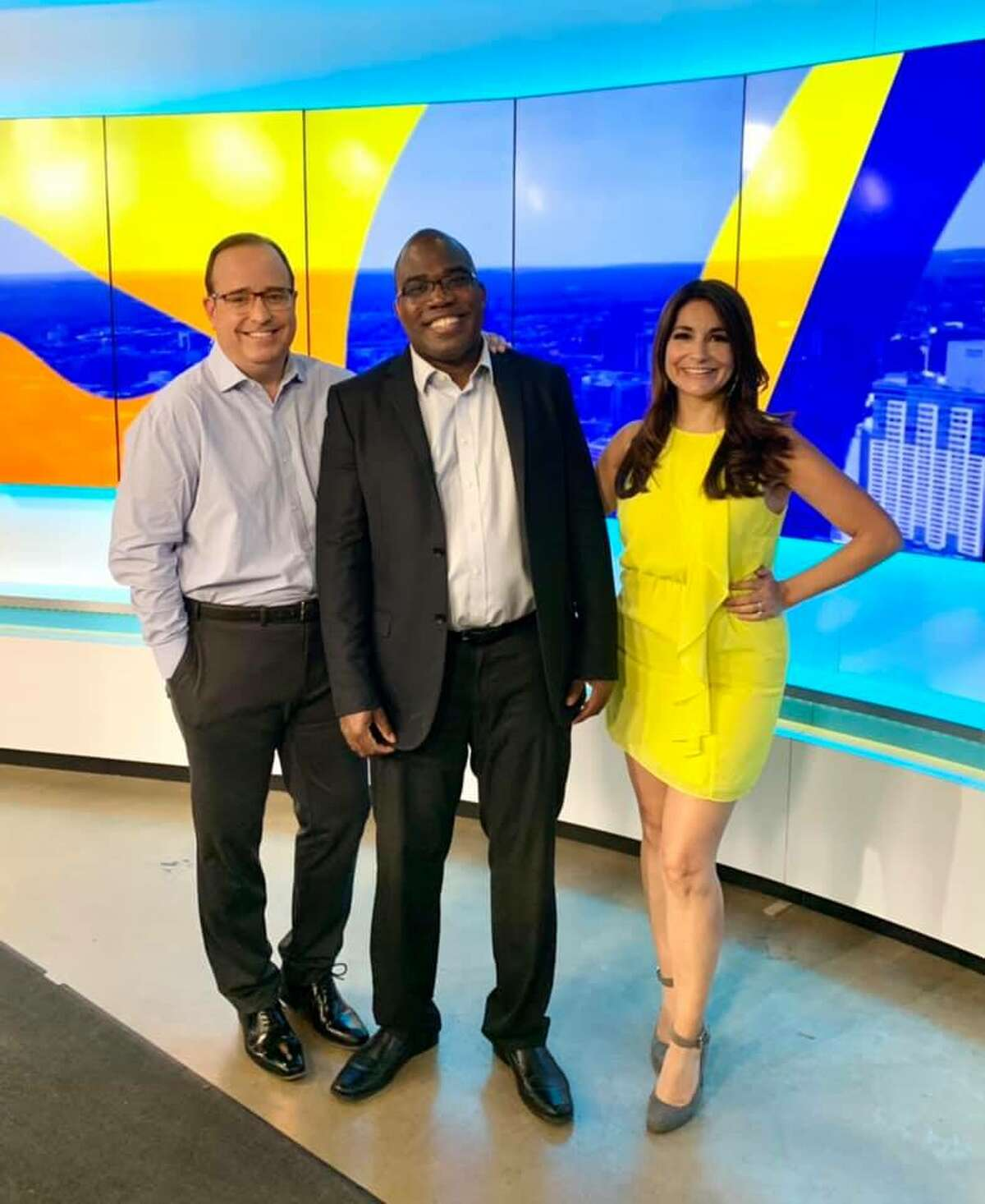 Samuel King will join the evening newscasts on KSAT 12. He will be leaving his Good Morning San Antonio