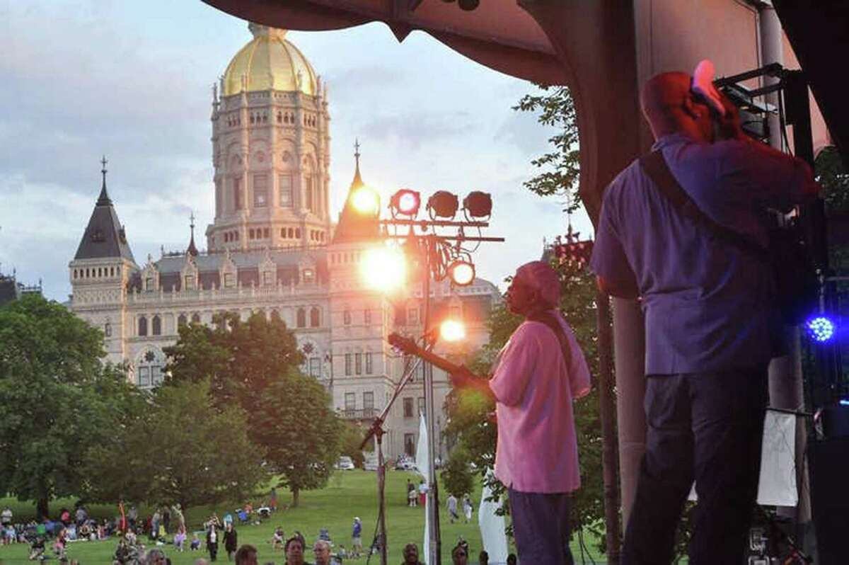 The Black-Eyed & Blues Fest will return to Bushnell Park in Downtown Hartford for its 20th year on Saturday, July 31 and Sunday, Aug. 1, 2021.