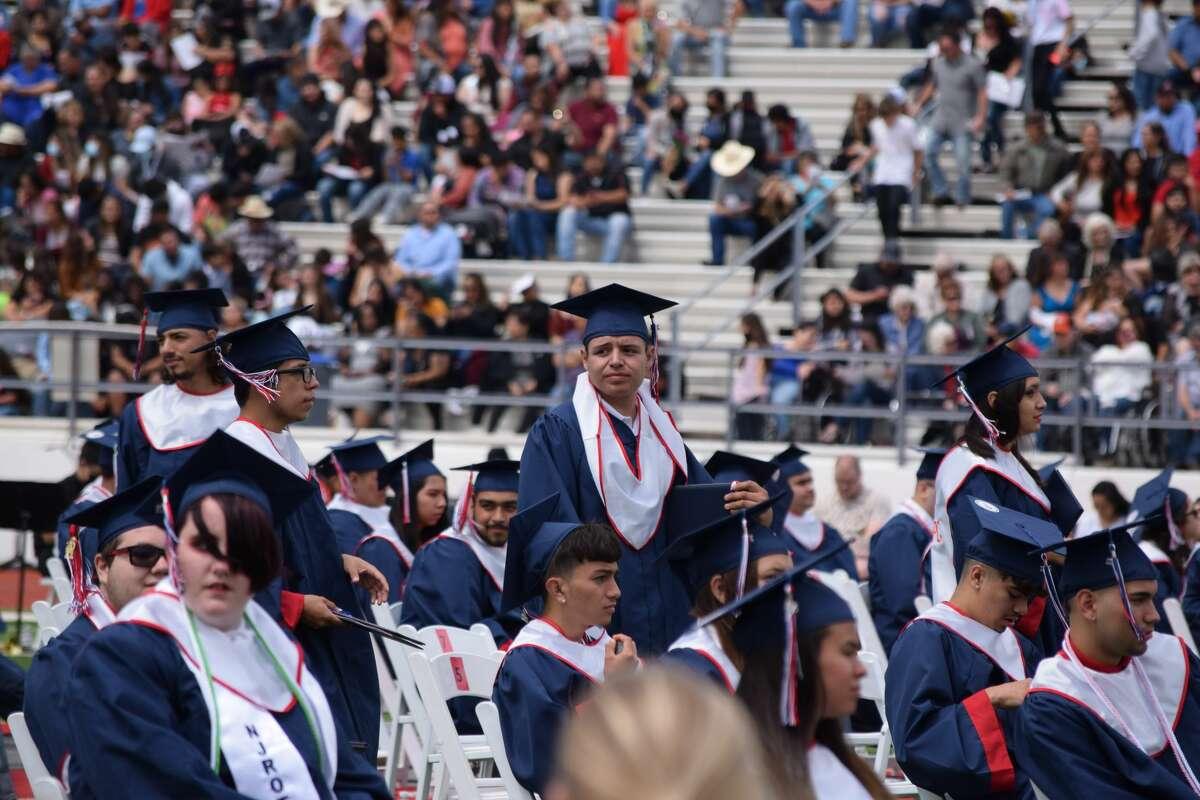 Plainview High School graduation 2021
