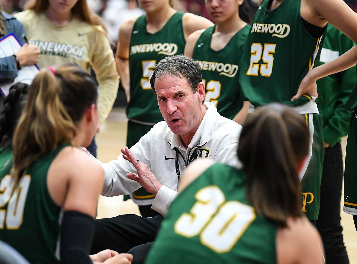 Doc Scheppler's Pinewood-Los Altos girls basketball team is 12-0 this season and its average margin of victory is 36 points.