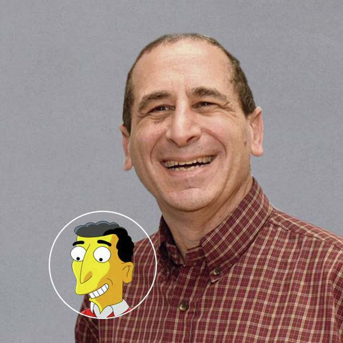 Mike Reiss, seen here with his