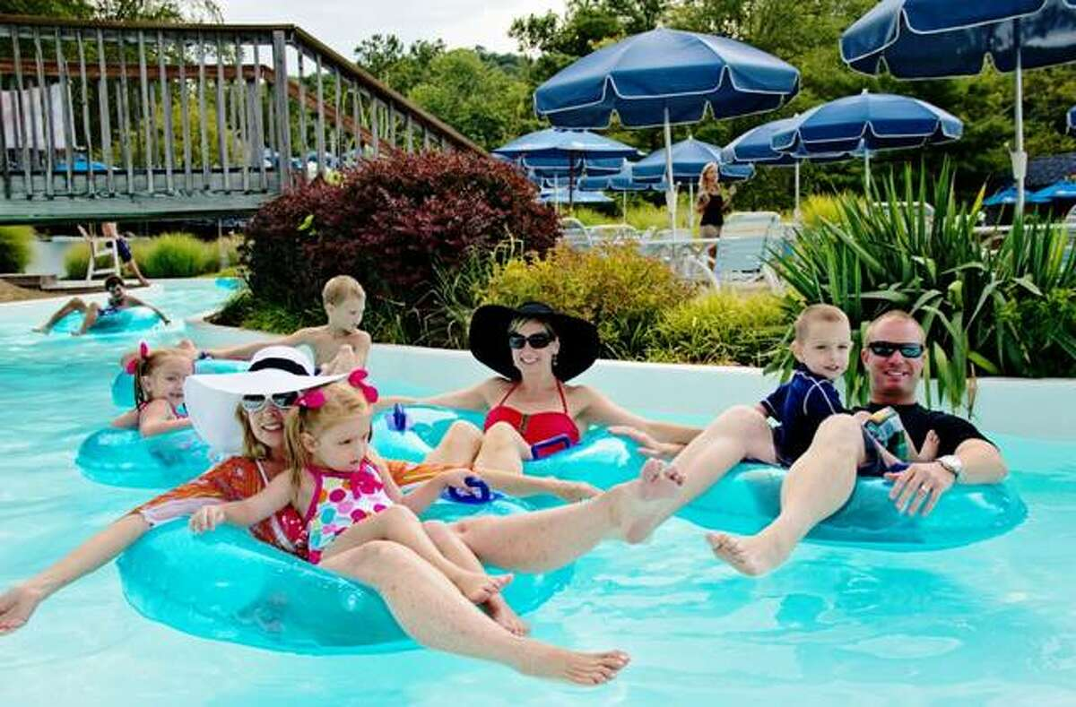 Raging Rivers Waterpark opens Saturday, May 29, with new owners, 30 new cabanas, new menus, new entertainment in June and new teen nights in July.