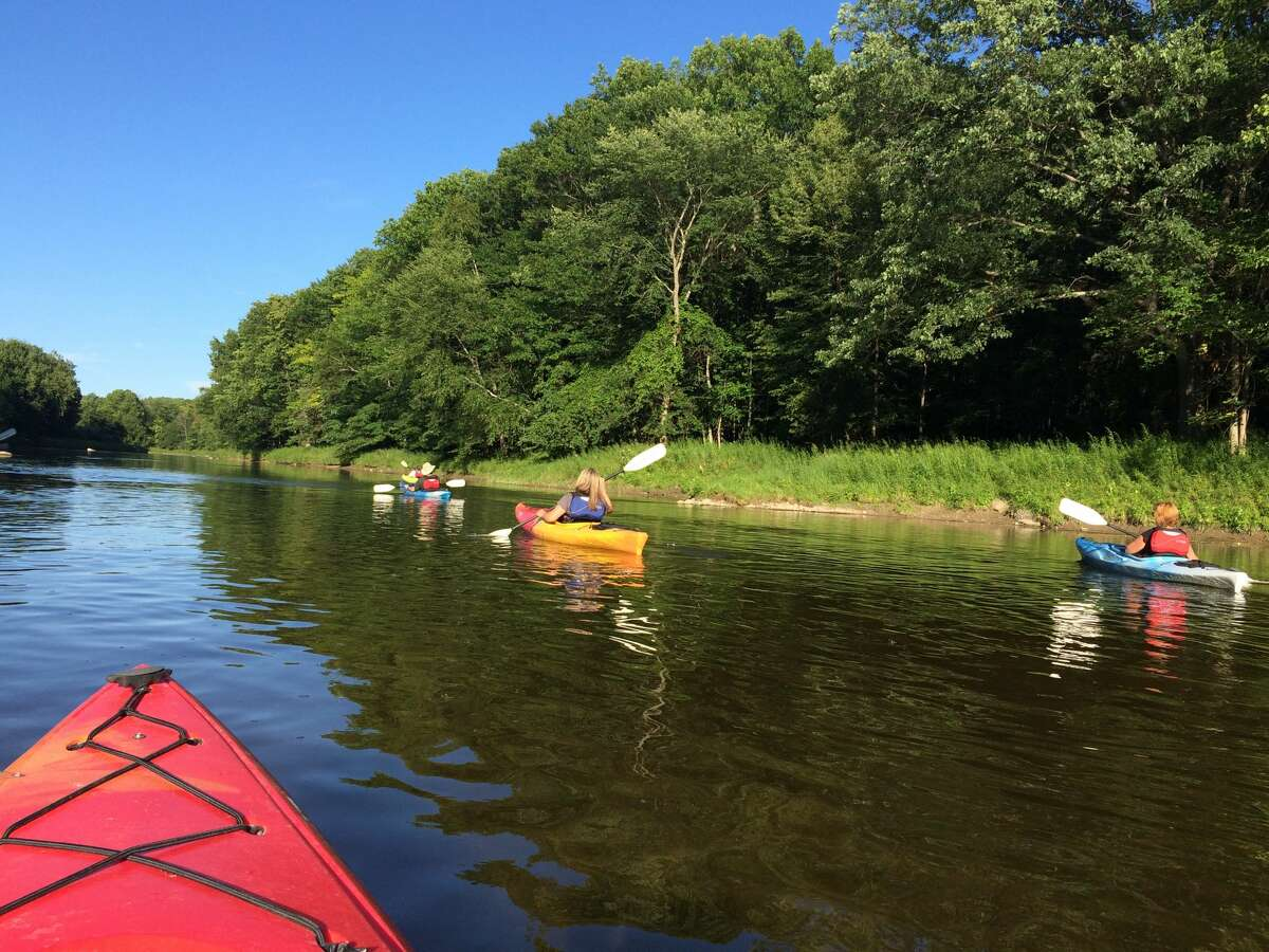 An Upper Chippewa River Kayak excursion hosted by Chippewa Nature Center is set for June 23 and 26. (Photo provided/Chippewa Nature Center)