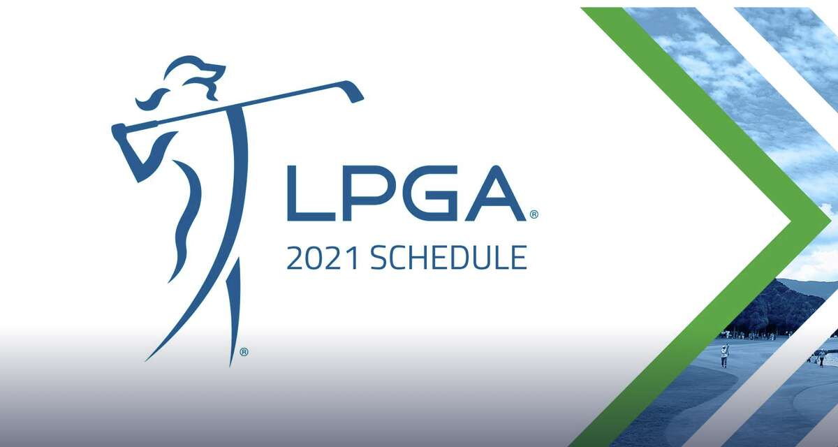 Date, tour event title, location, and purse information for the 2021 LPGA season.