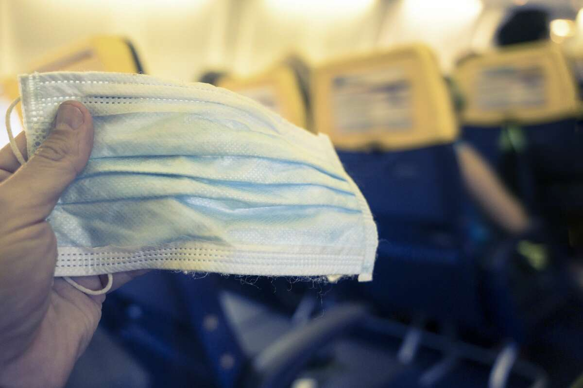A man on a flight out of Oakland International Airport faced a $9,000 fine for refusing to comply with face mask rules on a Feb. 20 flight.
