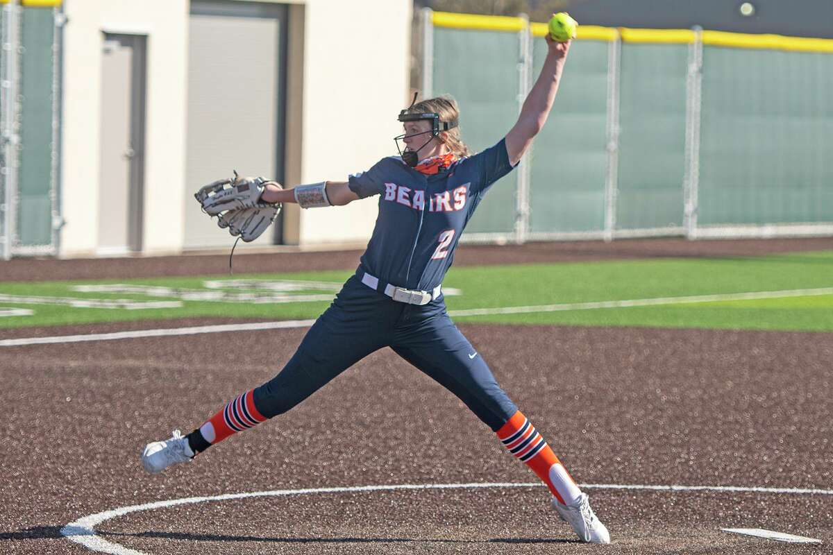 Bridgeland sophomore Hailey Stum and the Lady Bears defeated Klein Cain, 19-1, to advance to the area round of the Class 6A playoffs.