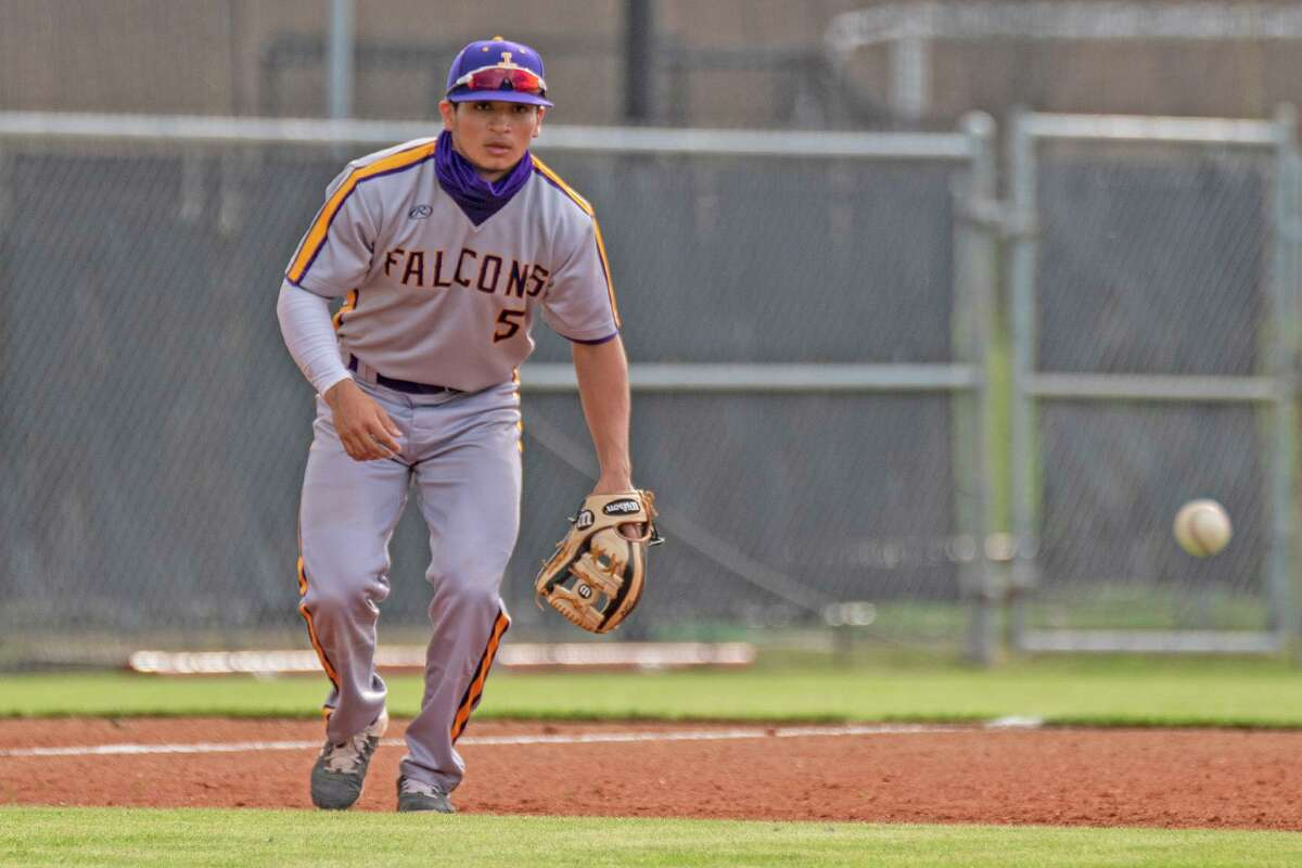 Jersey Village defeated Katy 3-2 (9) in game two of the Region III 6A quarterfinals Friday May 21 at Tomball Memorial High School. The Falcons advance to face Pearland in the regional semifinals in a best of three series at the University of Houston.