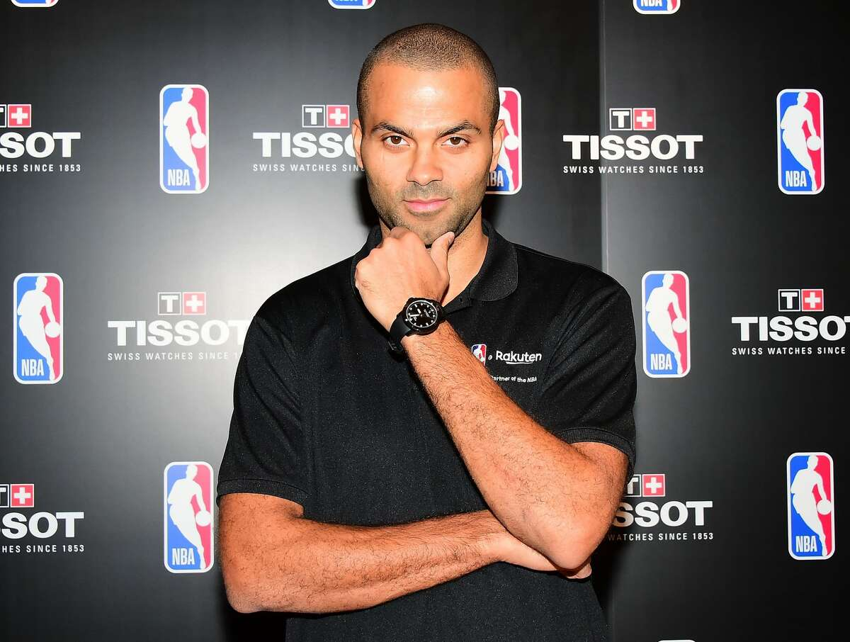 According to Gregorgy Chochon, director of the World Series of Poker for Caesars Entertainment, Tony Parker is the first qualified player for the World Series of Poker Main Event.