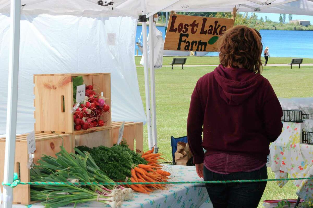 The Frankfort Farmers Market is now open on Saturdays and several others will be opening soon, bringing with them fresh produce, meat and home-made snacks. (File Photo)