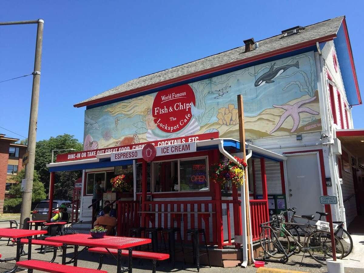 Lockspot Cafe in Ballard.