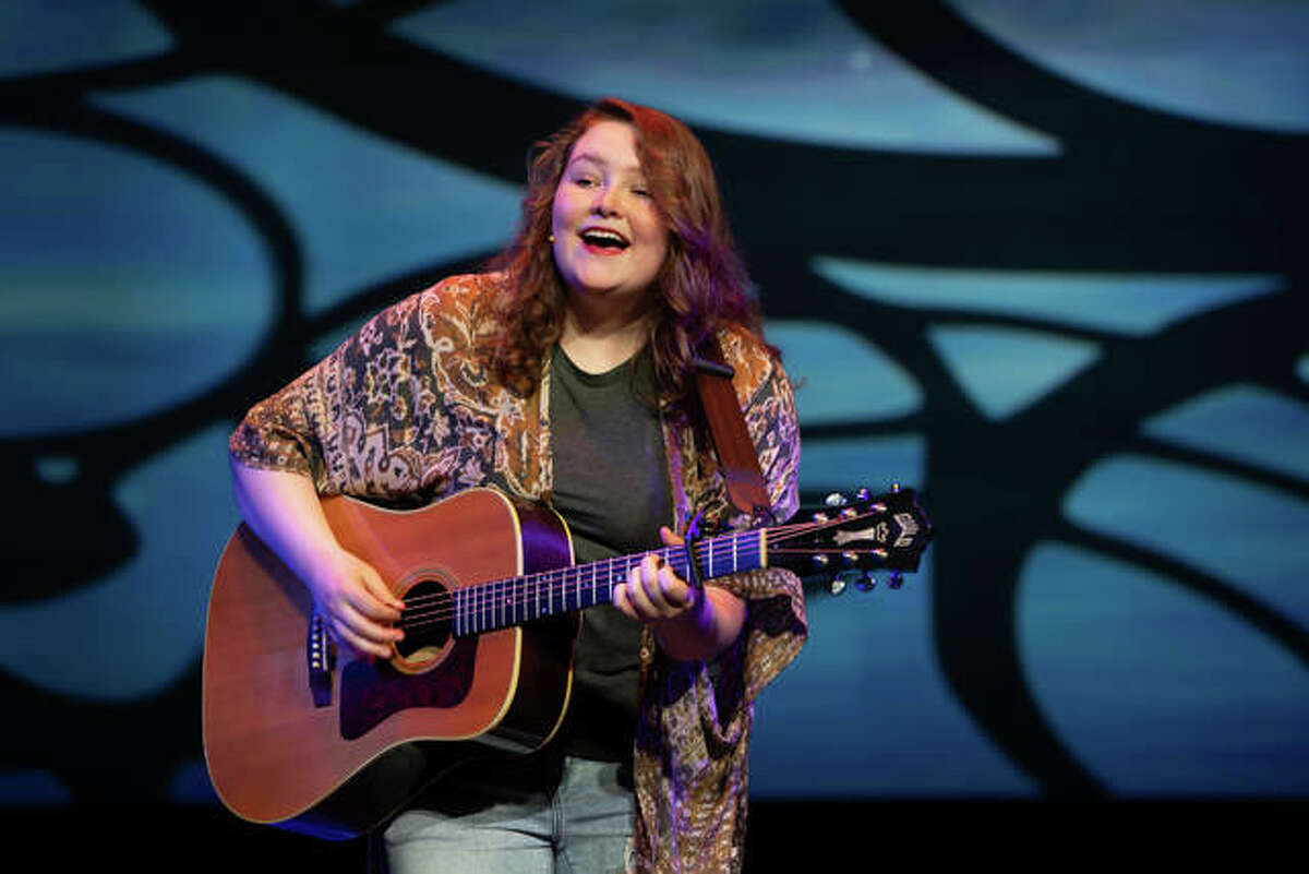 Aubory Bugg, a Granite City High School junior, finished second in the 11th Annual St. Louis Teen Talent Competition Finals broadcast May 24. The contest will be rebroadcast on Nine PBS on May 29 and May 30.