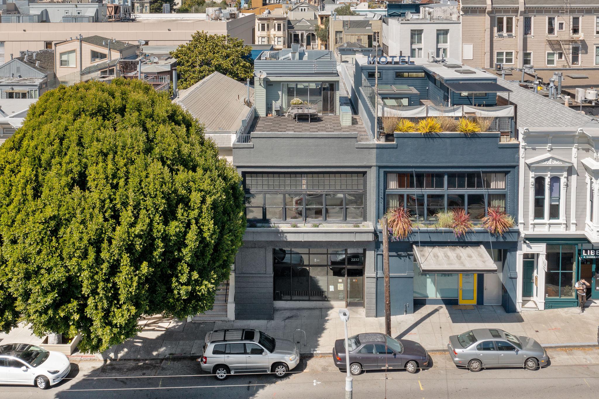 Slanted Door chef Charles Phan selling 3-story converted loft in SF