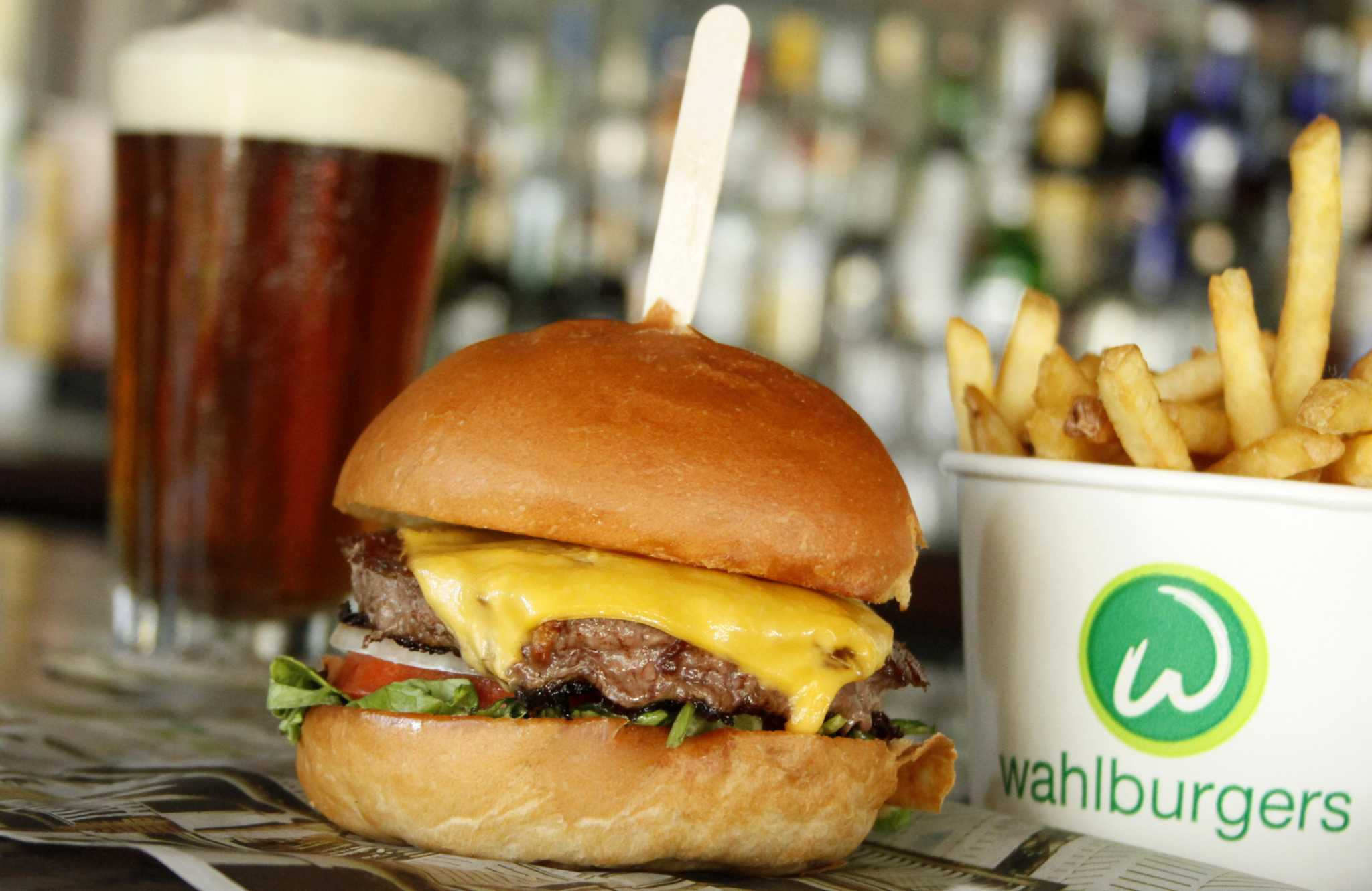After closing its only Connecticut location, Wahlburgers opens at MGM Springfield