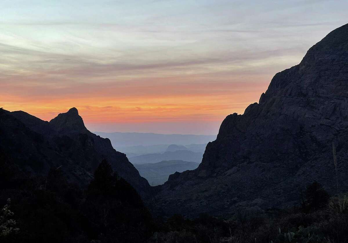 The Window is a scenic gap in the cliffs encircling the Chisos Basin at Big Bend National Park. After a recent wildfire in basin, the Window Trail is now open.