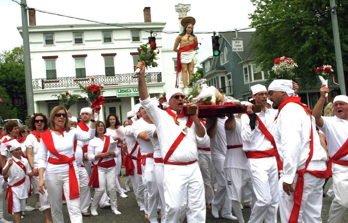 The annual St. Sebastian Church festival and parade, usually held during May and canceled in 2020 due to the pandemic, will return to Middletown in September.