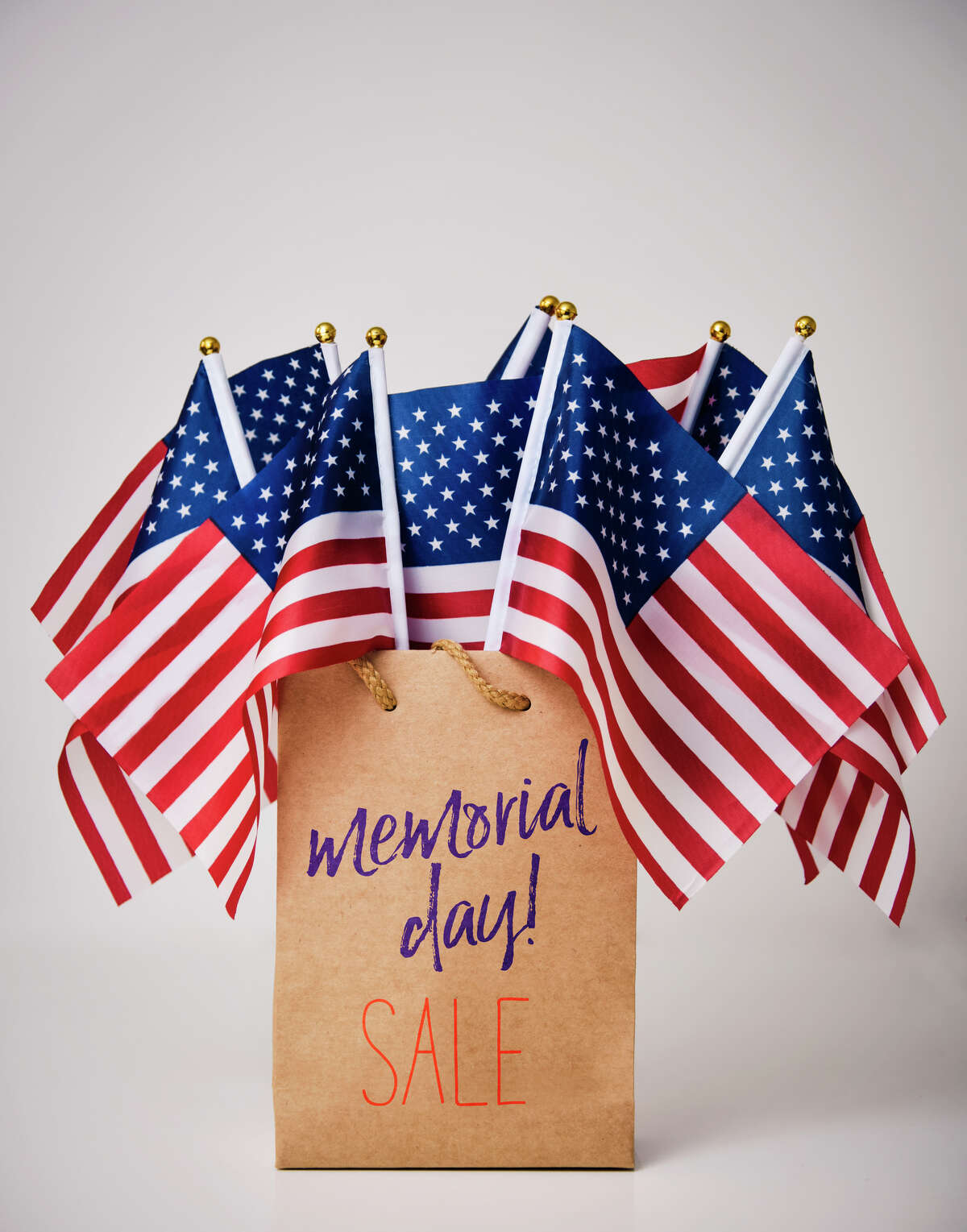 Retailers love linking sales to long holiday weekends, like Memorial Day.