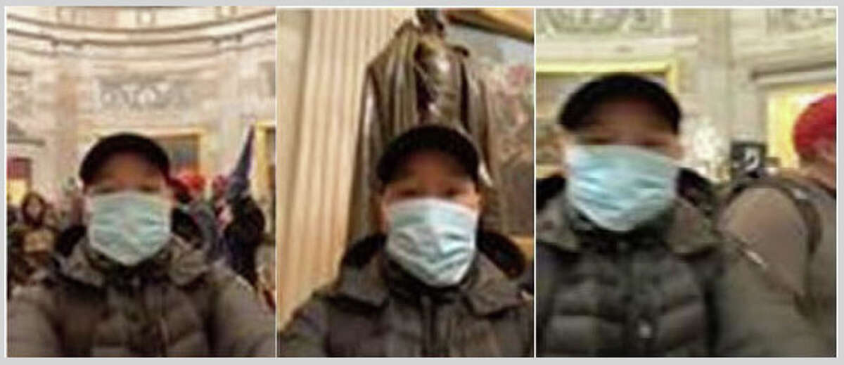 Then-Houston police officer Tam Pham took selfies and photos inside the Capitol Building during the riot, according to charging documents.
