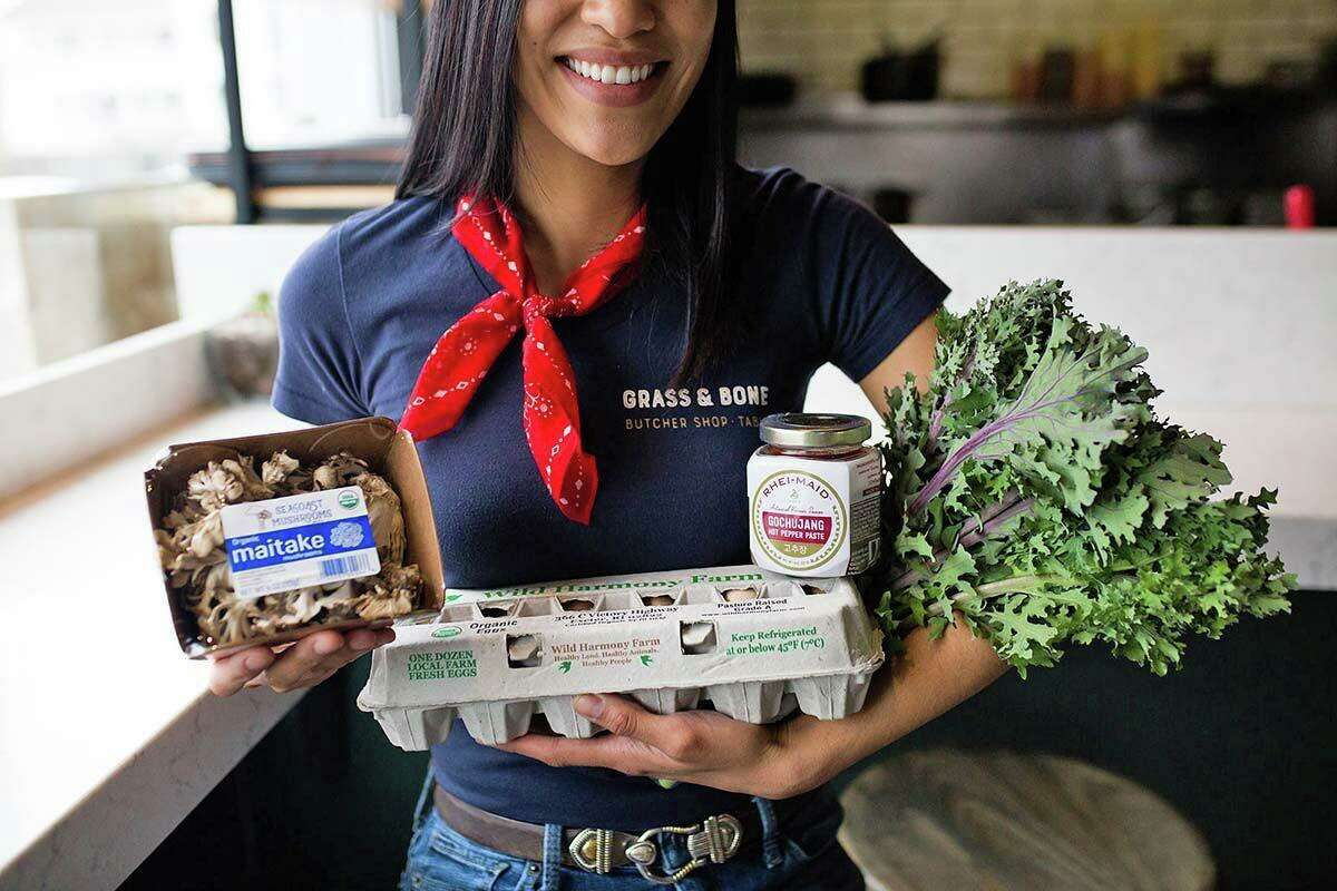 85th Day Food Community was built off the idea of providing customers with the same quality, locally produced products that are used in Dan Meiser's restaurants.