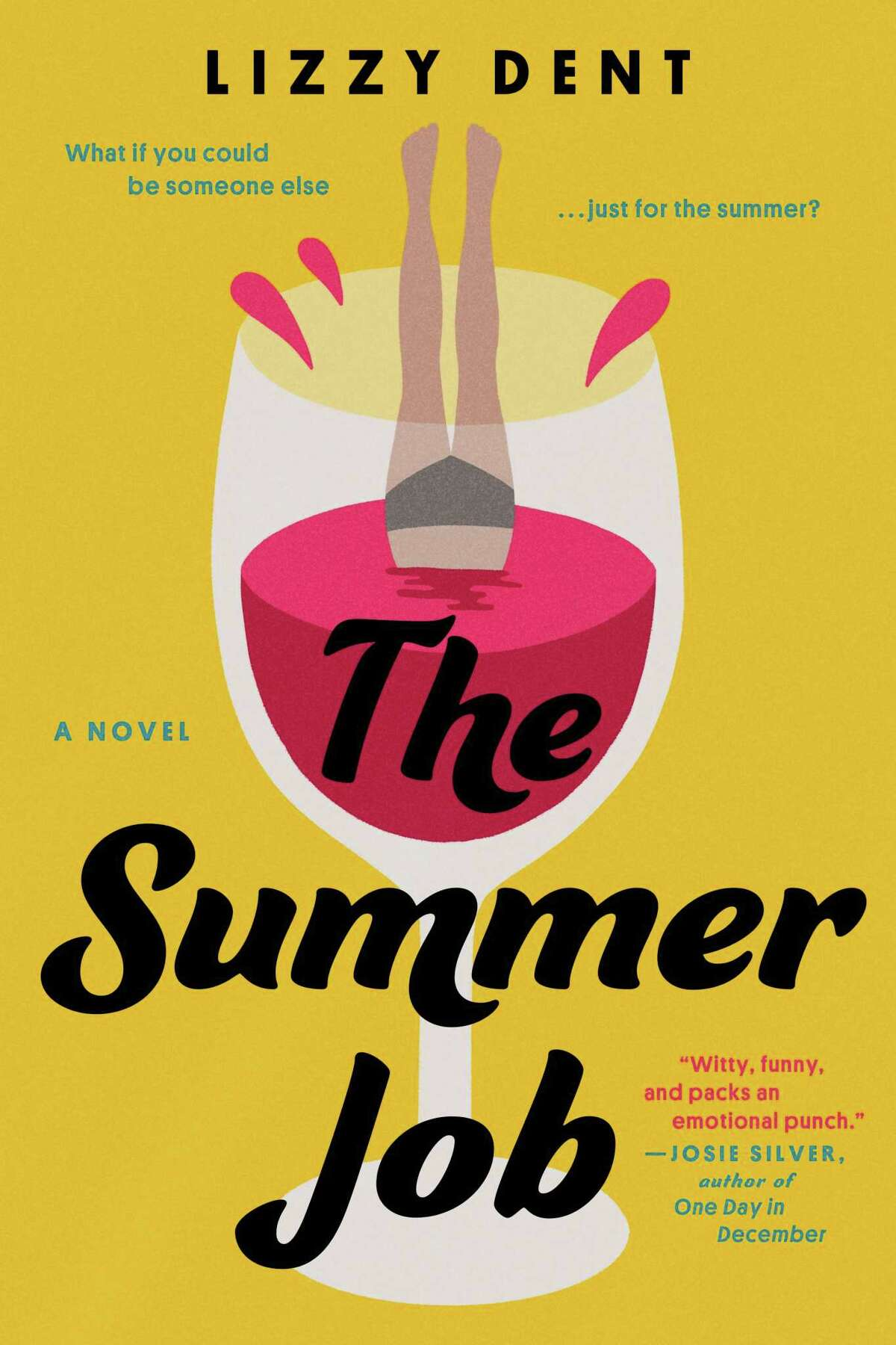 """""""The Summer Job"""" by Lizzy Dent"""