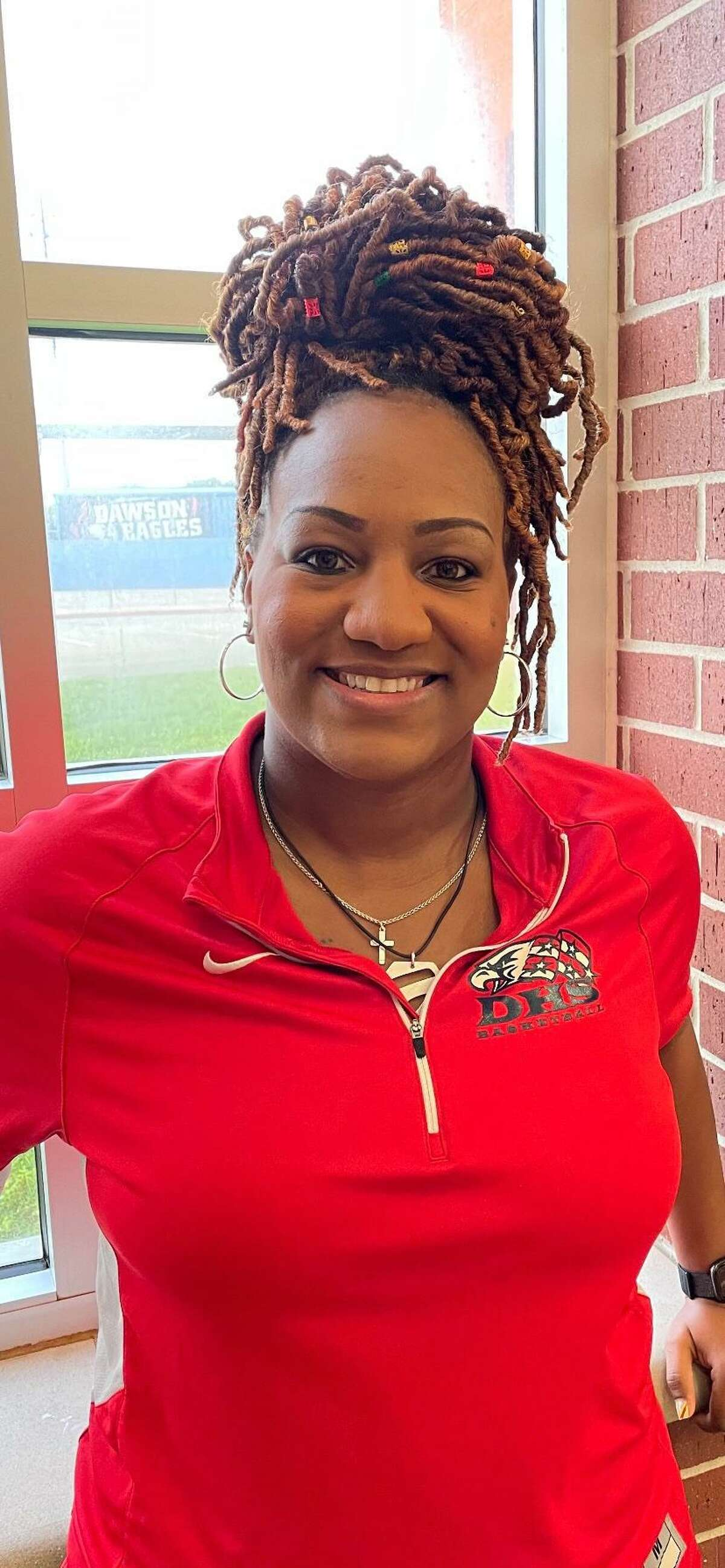 Sharee Griffin has been named the new head coach of the Dawson varsity girls' basketball team.