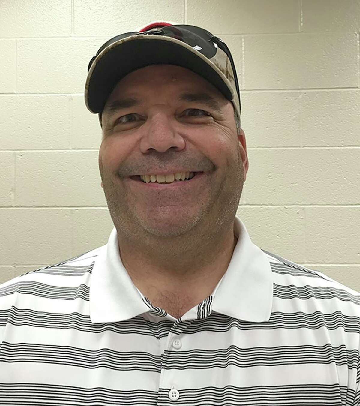 New Canaan boys golf coach Bill Brown.