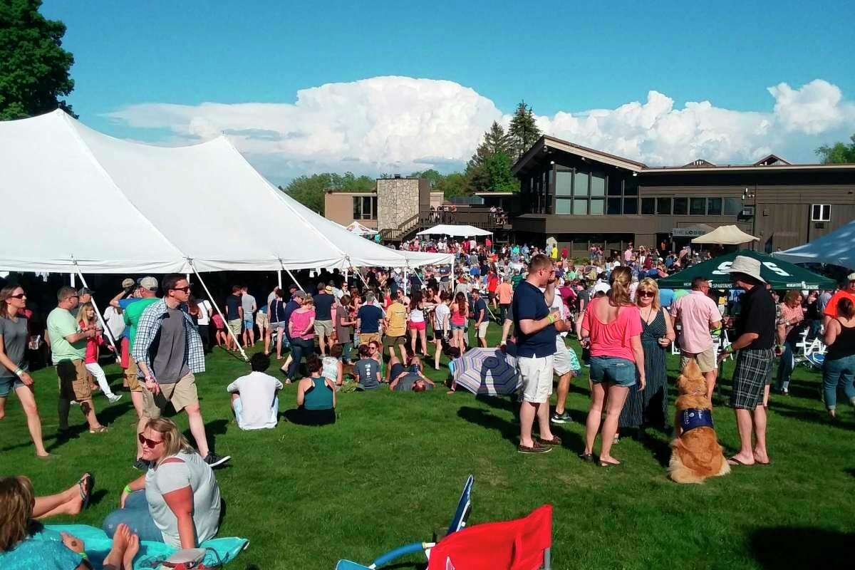 Crystal Mountain Resort and Spa will not be hosting the Michigan Beer and Brat festival on Memorial Day weekend, but will be serving beer and brat parings every weekend from Memorial Day through Labor Day. (File Photo)