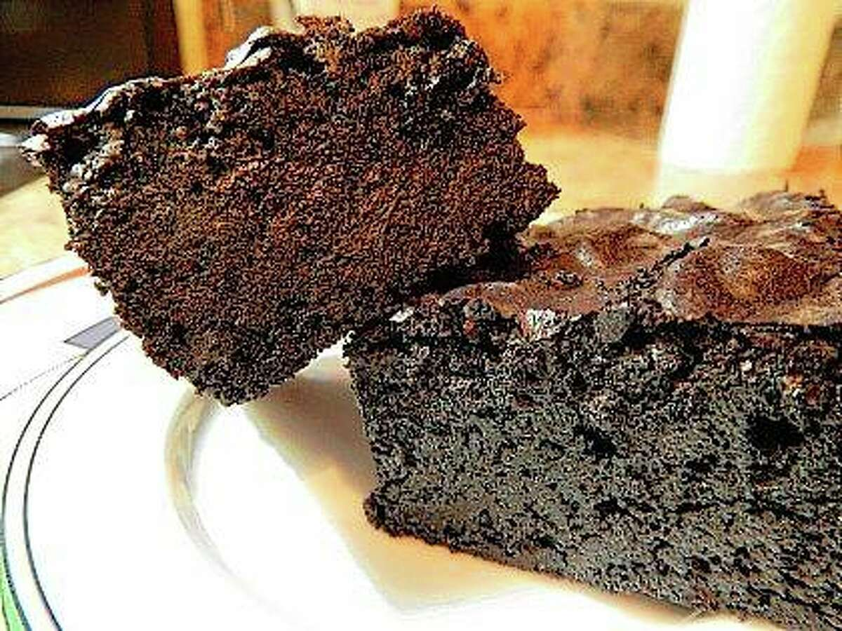 Brownies made with so-called